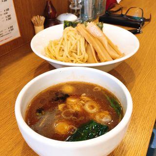 つけ麺しょうゆ メンマましまし(らーめん さいとう)