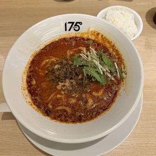 白湯担担麺(汁あり)(175°DENO担担麺 TOKYO)