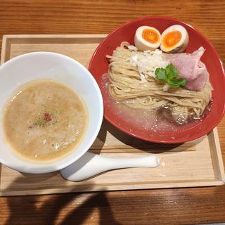 濃厚鶏白湯つけ麺(大盛)