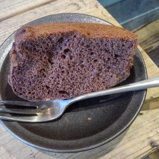 チョコレートケーキ(猿田彦珈琲 )