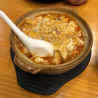 チーズ麻婆豆腐(中華料理 福楽餃子坊 新生町店 )