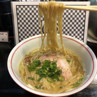ロックン白湯醤油ラーメン(ロックンビリーS1 (スーパーワン))