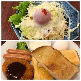 ブランチセット(バッケンモーツアルト 中島店 )