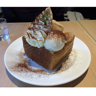 ハニートースト(CAFE&BAKERY MIYABI 浅草橋店 (カフェ アンド ベーカリー ミヤビ))