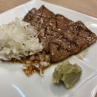 大トロあぶり焼き(栄寿司 (さかえずし))