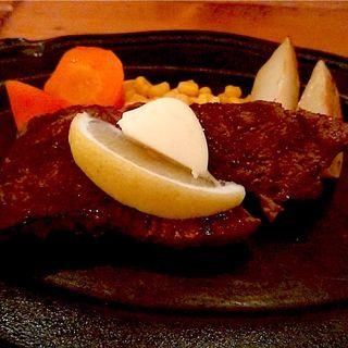 リブロースステーキ 1/2パウンド(バンガイズ )