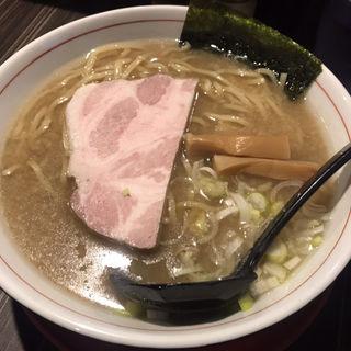 こってり支那そば(らーめん屋本舗 麺龍 )