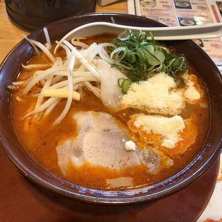 チーズチゲラーメン(ラーメン横綱 寝屋川店 (ラーメンヨコヅナ))