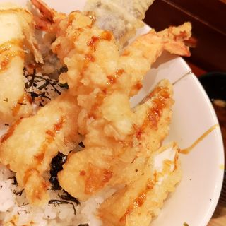 天寅丼(天ぷら 天寅)