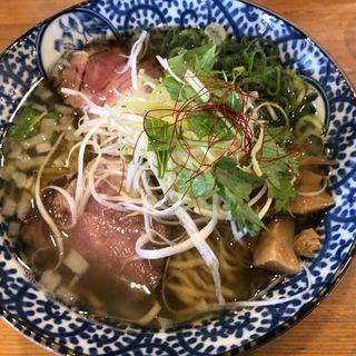 金の塩 麺大盛(GAGA 中村商店 (ガガナカムラショウテン))