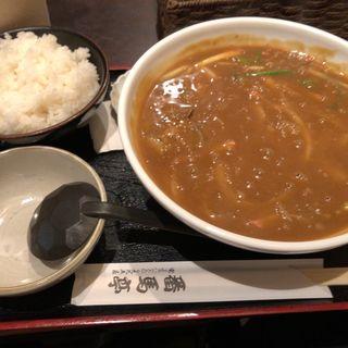 カレーうどん(番馬亭 (ばんばてい))