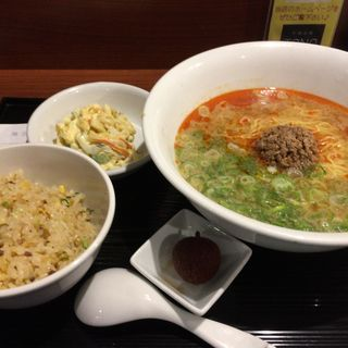 担々麺ランチ(TONO (トノ))