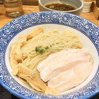 醤油つけ麺(並)(麺と醤油の匠二代目たか松)