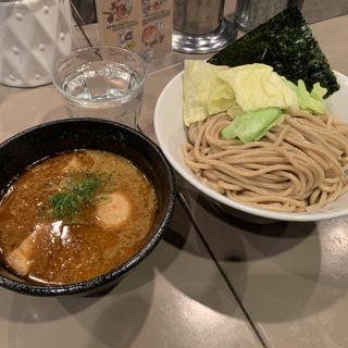 海老つけ麺味玉(五ノ神製作所 )