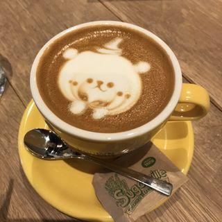 ラテ(ブラウンサウンドコーヒー (BROWN SOUND COFFEE))