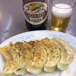 餃子(中華料理 しみずや )