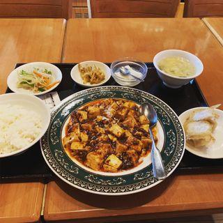 麻婆豆腐定食(一味玲玲 品川店 )
