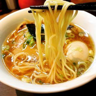 醤油らぁ麺(支那そばや本店 )