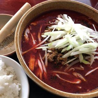 坦々麺 5番(李記 担担麺食堂 )