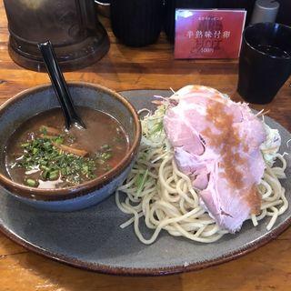 肉カリーつけ麺(モンタナ (Montana))