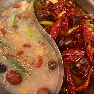 小鍋(1~2名様以上)(老麻火鍋房 )