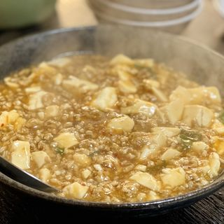麻婆豆腐(娘娘飯店)