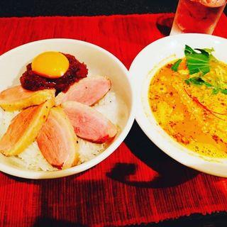 鴨スープカレー(フジヤマ コウタ)