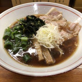 高井田風生姜醤油(醤油と貝と麺 そして人と夢 )