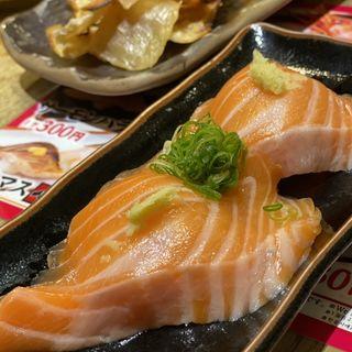 トロサーモン(魚心 梅田店 (うおしん))