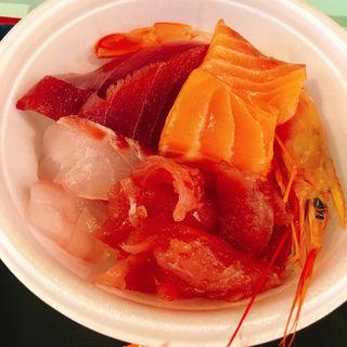 のっけ丼(青森魚菜センター本店 )