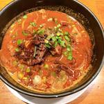 漢の坦々麺(四川辣麺 心斎橋店 )