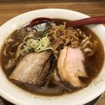 喜多方らーめん(麺や 七彩 八丁堀店)