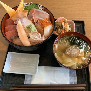 特選丼(どんぶり亭 松本 )