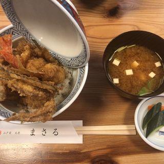 江戸前天丼(まさる )