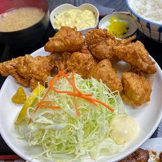 唐揚げ定食(米倉食堂 )
