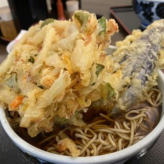天・天ぷらそば・うどん(蕎麦一心たすけ 八重洲店)