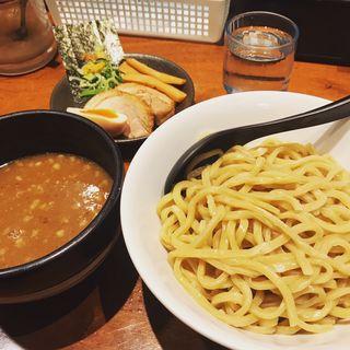 濃厚魚介豚骨つけ麺(つけ麺らーめん春樹 祖師谷大蔵店)