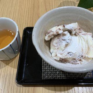 塩大福アイス(甘味処 古今茶家 )