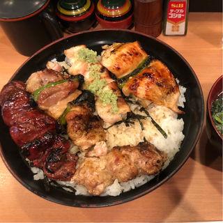 焼き鳥丼(鳥政 (とりまさ))