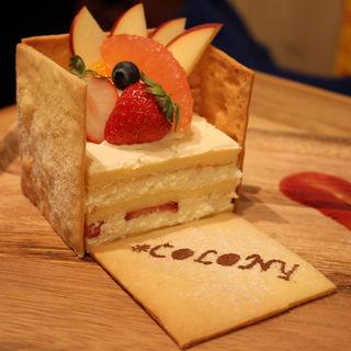 COLONY~季節のケーキhouse ~フルーツアソート~(COLONY by EQI (コロニー))