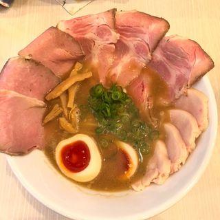特製味噌中華そば(人生夢路 徳麺 )