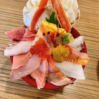 特選海鮮丼(ばんごや 本店 )