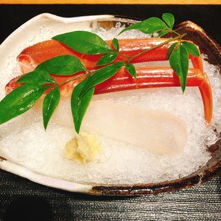 蟹刺し(ふくい 望洋楼 青山店 )