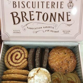 ブルターニュ クッキーアソルティ(ボヌール)