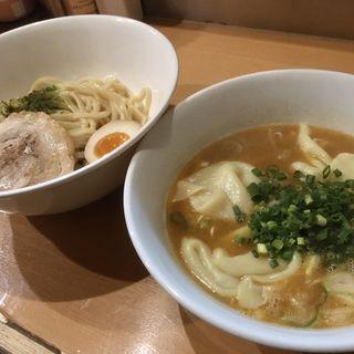 辛しおつけ麺(シークレットメニュー)(麺屋 すずらん)