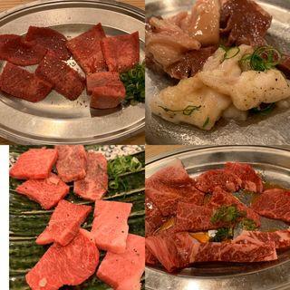 特選牛肉セット