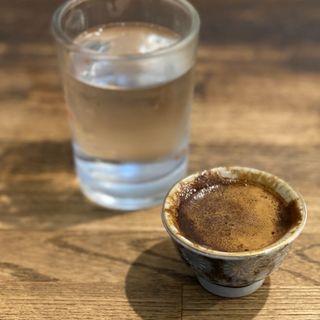 エスプレッソ(Turret Coffee (ターレットコーヒー))