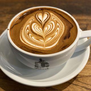 ターレットラテ(Turret Coffee (ターレットコーヒー))