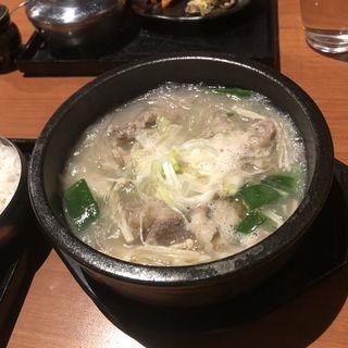 パイタンカルビクッパ(山本牛臓 麻布十番店 )