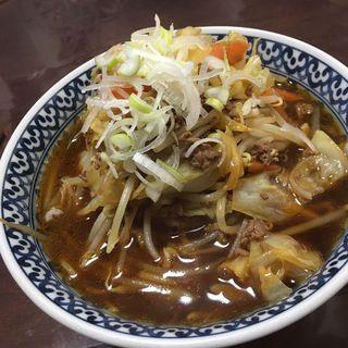 坦々麺(創作料理 我家)